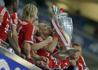 Bayern Munich Campeón de la Champions 2013