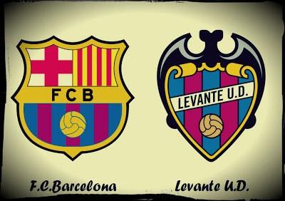 Barcelona vs. Levante