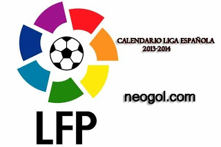 calendario liga española 2013-2014
