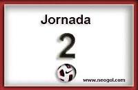 Jornada 2 Liga Española 2013-2014