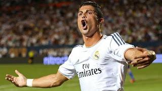 Cristiano Ronaldo real madrid inter