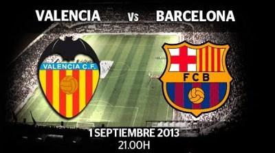 Valencia-Barcelona 2013