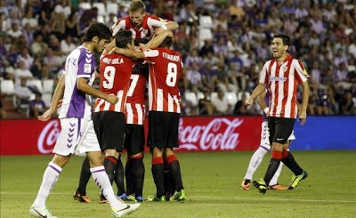 valladolid athletic bilbao