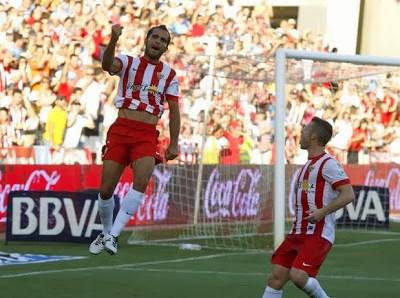 Almería vs. Levante 2013