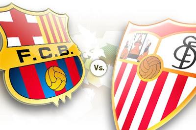Barcelona vs. Sevilla 2013