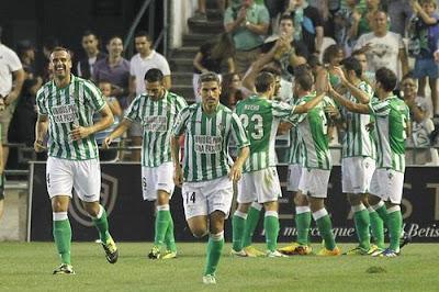 Betis vs. Valencia 2013