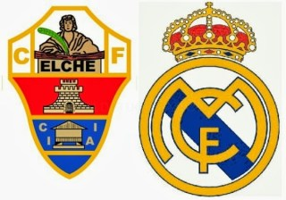 Elche vs. Real Madrid 2013