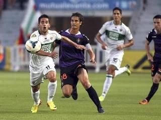 Elche vs. Valladolid 2013