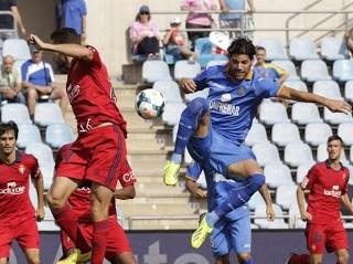 Getafe vs. Osasuna 2013