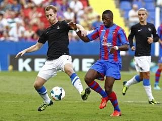Levante vs. Real Sociedad 2013