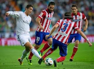 Real Madrid vs. Atético Madrid 2013