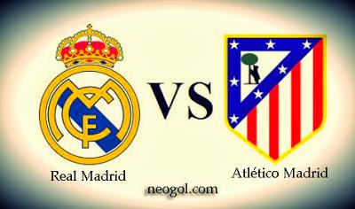 Real Madrid vs. Atlético Madrid 2013