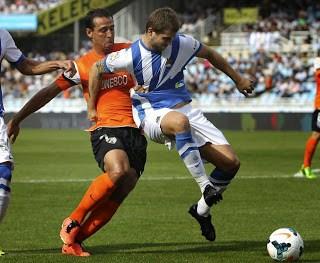 Real Sociedad vs. Málaga 2013