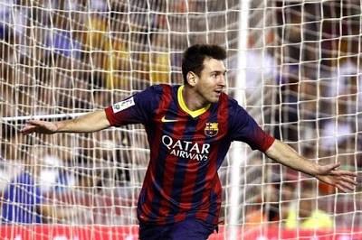 Valencia vs. Barcelona 2013