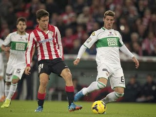 Athletic Bilbao vs. Elche 2013