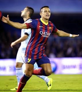 Celta de Vigo vs. Barcelona 2013