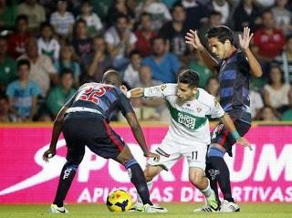 Elche vs. Granada 2013