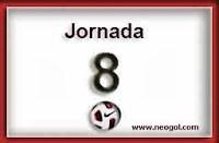 partidos Jornada 8 Liga Española 2013-2014