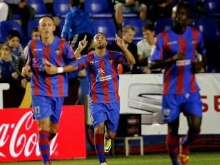 Levante vs. Espanyol 2013
