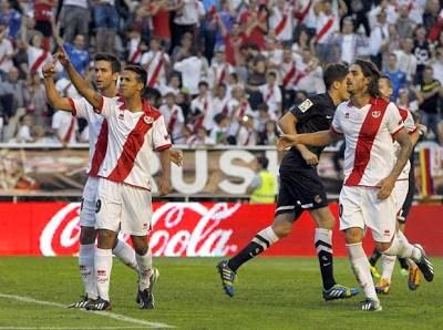 Rayo Vallecano vs. Real Sociedad 2013