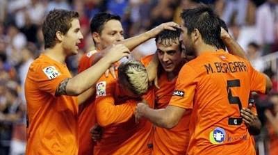 Valencia vs. Real Sociedad 2013