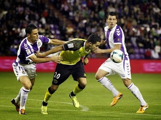 Valladolid vs. Sevilla