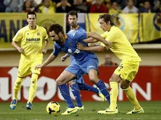 Villarreal getafe 2013