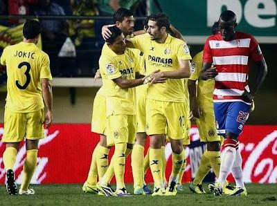 Villarreal vs. Granada 2013