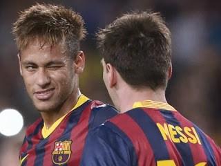 Barcelona vs. Milan 2013