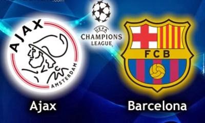 Ajax vs. Barcelona 2013