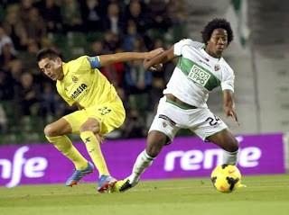 Elche vs. Villarreal 2013