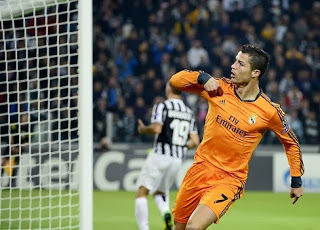 Juventus real madrid 2013