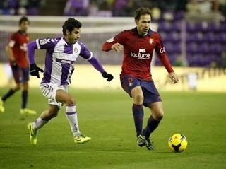 Valladolid vs. Osasuna 2013
