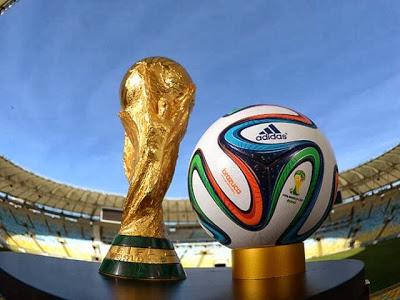 Balón oficial del Mundial Brasil 2014