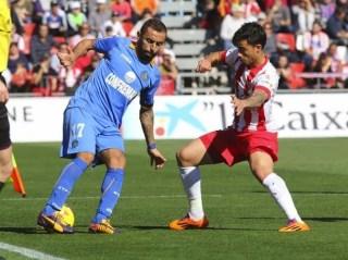 Almería vs. Getafe  2014