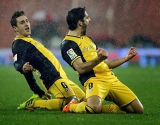 Atlético Madrid vs. Athletic Bilbao copa rey