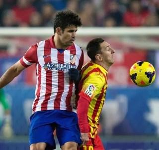 atlético madrid vs barcelona 2014