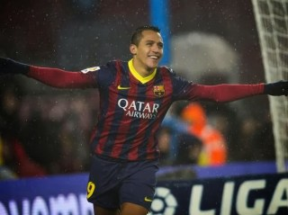 Barcelona vs. Levante copa del rey 2014