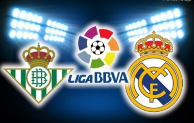 Betis vs. Real Madrid 2014