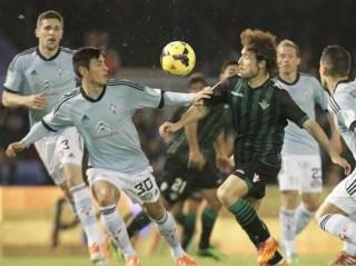 Celta de Vigo vs. Betis 2014
