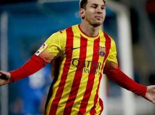 Getafe vs. Barcelona copa del rey  2013-2014