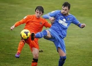 Getafe vs. Real Sociedad 2014