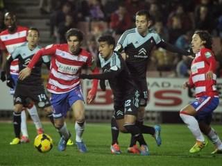 Granada vs. Celta de VIgo 2014