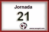 Partidos Jornada 21 Liga Española 2013-2014 liga bbva proxima fecha