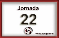 Partidos Jornada 22 Liga Española 2013-2014