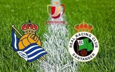 Real Sociedad vs. Racing de santander