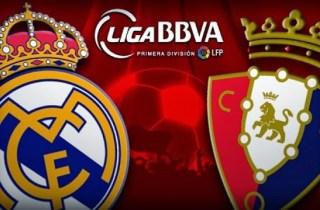 Real Madrid vs. Osasuna copa del rey 2013-2014