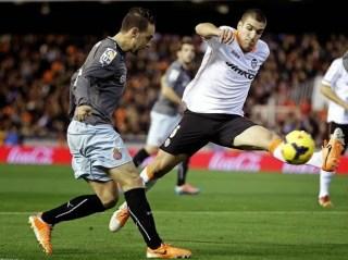 Valencia vs. Espanyol 2014