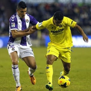 Valladolid vs. Villarreal 2014
