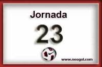 Partidos Jornada 23-Liga Española 2014